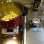 ホットクックで試作「ジャガイモのポタージュスープ」