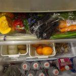 帰国したので、近くのスーパーへ食材購入
