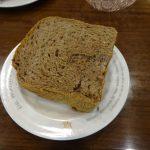 ホームベーカリSD-MDX100で試作、全粒粉100%食パン3回目