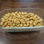 ホットクックで試作「大豆を蒸す」