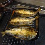 ヘルシオで冷凍のお魚の焼き方レシピ