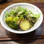低温蒸し野菜でサラダを作ってみた