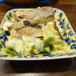 ヘルシオで試作「鮭のチャンチャン焼き」