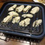 ヘルシオで試作「牡蠣の70度蒸し」