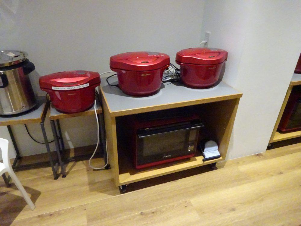 五反田クスクスの調理器具