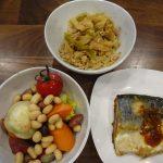 ホットクックで試作「サバの味噌煮」
