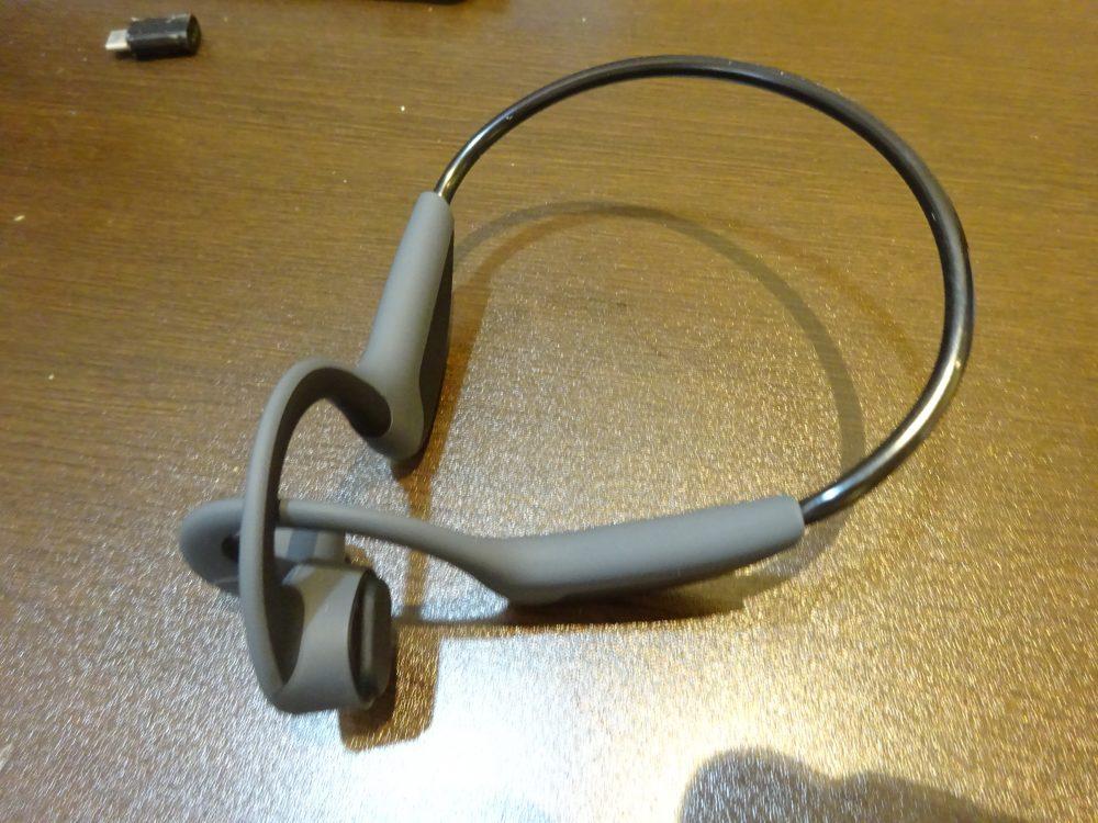 Bluetooth イヤホン 骨伝導 ヘッドホン