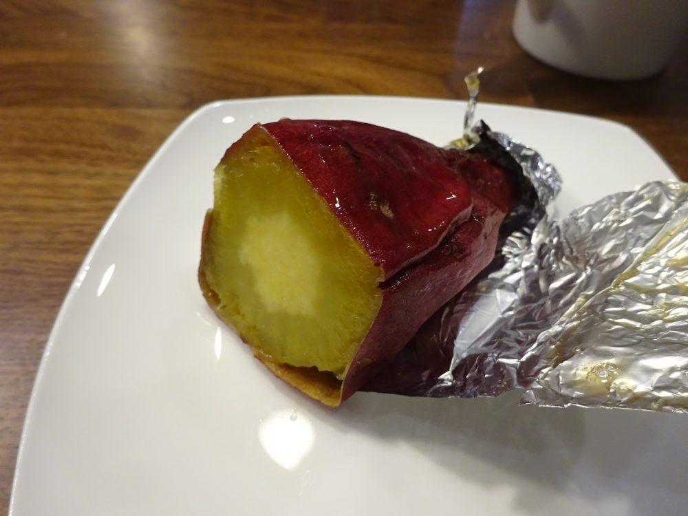130度90分甘太くん焼き芋