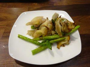 アスパラと鶏もも肉のオーブン焼き美味しい
