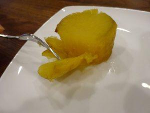 和菓子のような甘太くん焼き芋