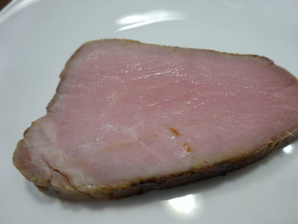 焼き豚風、豚ロースの低温調理