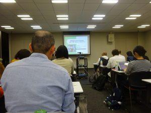 勝間塾の月例会