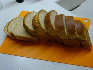 全粒粉25%の食パン