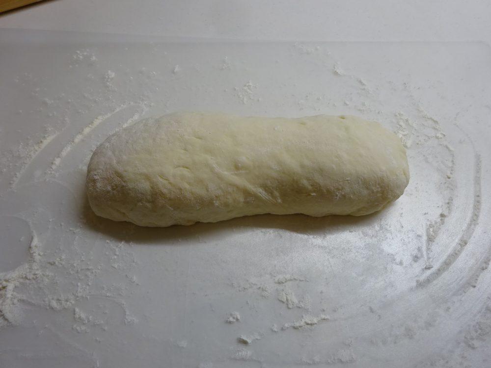 フランスパン2次発酵