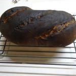 初めてのフランスパンはクープの入れ方失敗と焼き過ぎ?