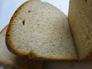 全粒粉50%の食パン作り、