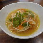 ヘルシオで生トマトを使ったトマトスープを作りました