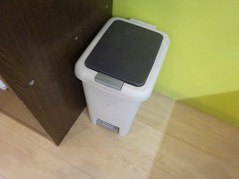 生ごみ用ごみ箱ペタルペール