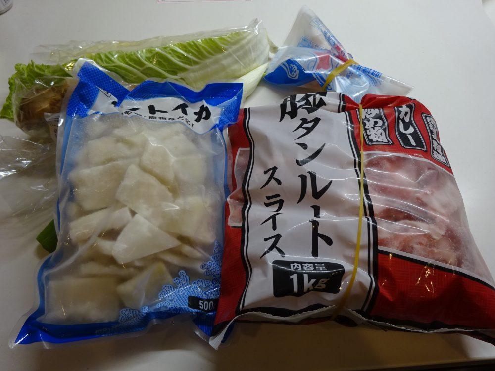 豚と白菜の辛みそ炒め