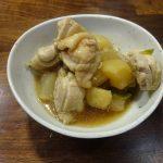 ヘルシオ&ホットクックで蒸して作る鶏と大根の煮物その2