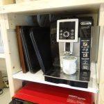ヘルシオ、ビストロ、電子レンジ2台置台プラスホットクック置台をDIYで作成しました。その4