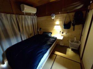 ぐっすり眠れる寝室作り