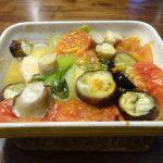ヘルシオで作るトマトスープ
