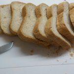ホームベーカリーで作る全粒粉50%のパン