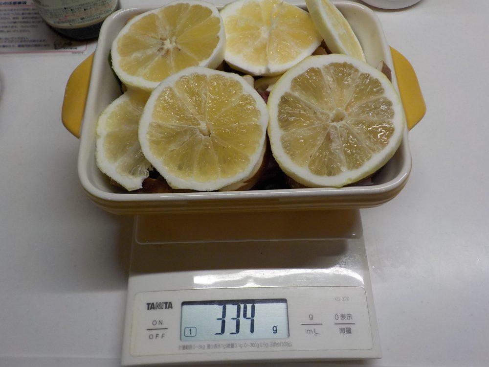 ヘルシオオーブンで作るみかんスープ切り方を変えるとおしゃれな気がする