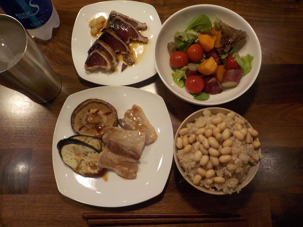 ヘルシオで豚バラ焼き肉