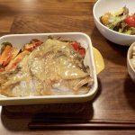 鯛のあら焼き味噌味を作ってみました